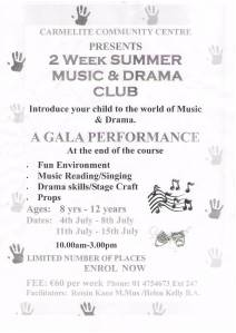 Summer Music Club