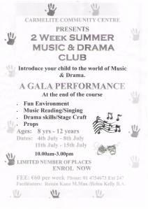 Summer Music Club